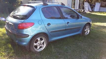 2000 Peugeot 206 Hatchback Coffs Harbour 2450 Coffs Harbour City Preview