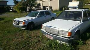 Mercedes 180 ***2 FOR 1*** PROJECT CAR