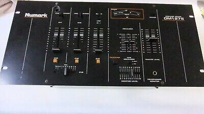 NUMARK DM1275 DJ Mixer