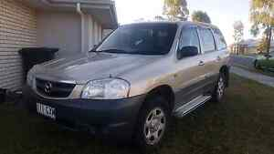 Mazda tribute 4cyl manual Springfield Lakes Ipswich City Preview