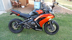 Kawasaki Ninja 650L Lissner Charters Towers Area Preview