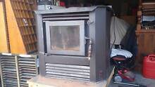 Fireplace  Wood heater Combustion Stove with Electric fan Holmesville Lake Macquarie Area Preview