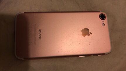 32gb iPhone 7 Rose Gold