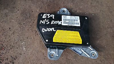 BMW E39 5 SERIES NS REAR DOOR SIDE IMPACT AIRBAG PT NO72127072621