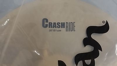 "Zildjian 20"" K Crash Ride K0810 best offer me lowest"