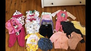 Baby girls clothes 0-3Months