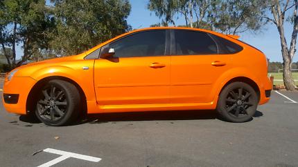 2006 ford focus xr5 turbo