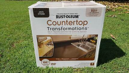 Rust-Oleum Java Stone Counter top Transformation Kit Surfers Paradise Gold Coast City Preview
