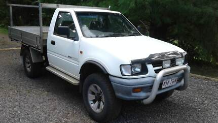 Holden Rodeo 1999 4WD