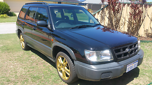 1998 subaru forester Port Kennedy Rockingham Area Preview
