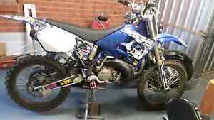 2001 Yamaha YZ250 Greenbank Logan Area Preview
