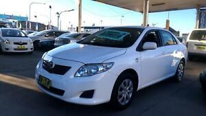 2009 Toyota Corolla ! Fully Serviced & Inspected ! CHEAP ! Granville Parramatta Area Preview