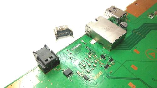 Sony Ps4 Hdmi Repair Service (soldering Service) Plus Heat-sink & Fan Clean.