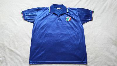 FIGC - ITALIA HOME DIADORA SHIRT 1990
