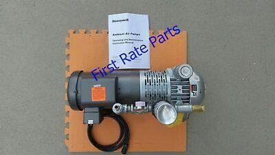 Honeywell 86630 Ambient Air Pump 1.5 Hp Supplied 20 Cfm Respirator Chemical Osha