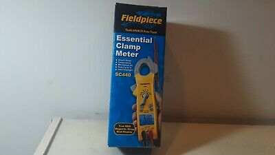Fieldpiece Essential Clamp Meter Sc440