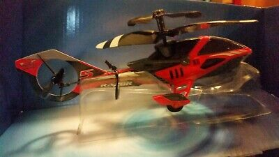 Air Hogs Indoor Radio Controlled Havoc Razor Helicopter , Red - Used once