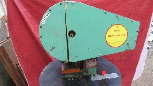 Benchmaster Punch Press Model 142-E 1 ph 115 v