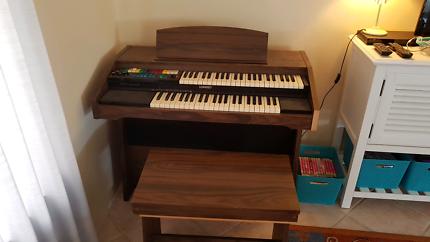 Conn theatrette organ 1972 model 552 keyboards pianos vintage organ fandeluxe Choice Image