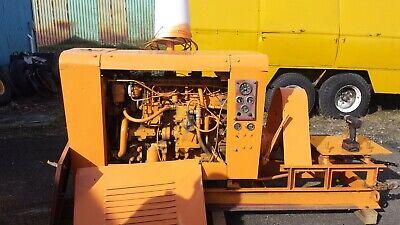 Perkins Diesel 354 6 Cylinder Diesel Engine Pto Power Unit Free Shipping