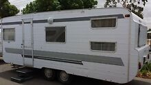 "1973 Franklin Arrow 19'6"" Classic Caravan *SOLD* More Available Elizabeth South Playford Area Preview"