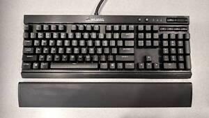 Corsair K70 Lux Gaming Keyboard - Pristine Condition
