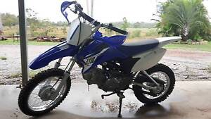For sale 2014 Yamaha TTR110 Benaraby Gladstone City Preview