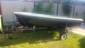12ft savage project boat/tinnie Ormeau Gold Coast North Preview