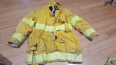 Globe Gx-7 Firefighter Turnout Jacket Size 42x35
