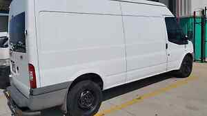FORD TRANSIT CAMPER/WORK VEHICLE.. FULLY FITTED OUT WITH CARPET. Essendon Moonee Valley Preview