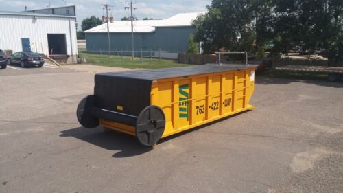 QUICK-COVER ROLL OFF CONTAINER COVER (MODEL QC-4000-RO)