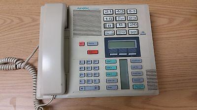 Northern Telecom Nt8b20 Meridian M7310 Ash Business Phone