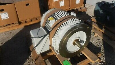 100 Hp General Electric Ac Electric Motor 1800 Rpm Fr 405tsd Tefcbb 460 V New