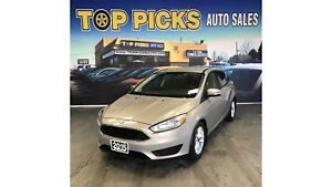 2015 Ford Focus SE, One Owner, Accident Free, Certified!