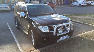 Nissan Pathfinder 2008 St-l Royalla Queanbeyan Area Preview