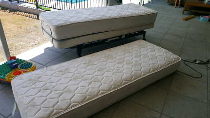Adjustable remote controlled electric single orthopedic  bed