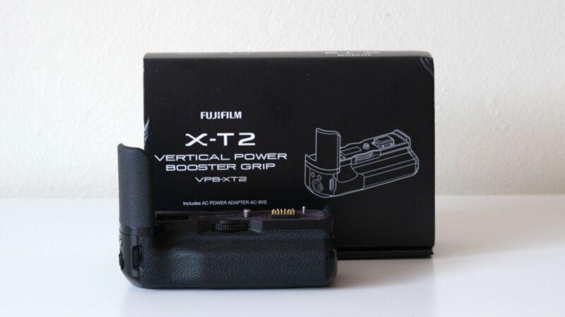 Fujifilm VG-XT2 Vertical Battery Grip