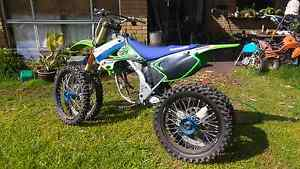 Kx125 kdx project Lara Outer Geelong Preview