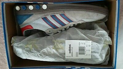 Adidas Handball 5 Plug . UK 7.5 11/2011. OG Box with tags. Not London, Malmo.