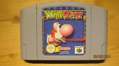 Yoshi's Story for Nintendo 64 N64. Cart Only. Pal