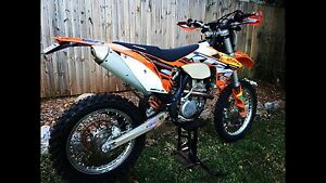 2013 KTM 350 EXCF – Big $$$ spent on it!!! Bardon Brisbane North West Preview