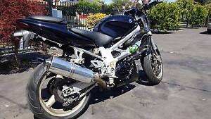 SUZUKI TL1000S STREETFIGHTER FOR SALE OR SWAPS. Springvale Greater Dandenong Preview