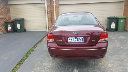 2004 Ford Falcon Lpg for sale