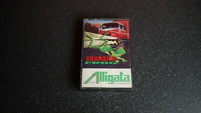 commodore 64 squash a frog game