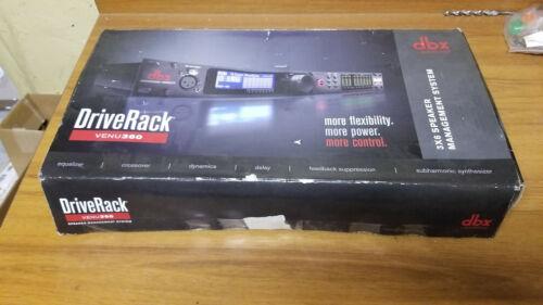 DBX Drive Rack PA+ Plus Speaker Management - EXCELLENT!!