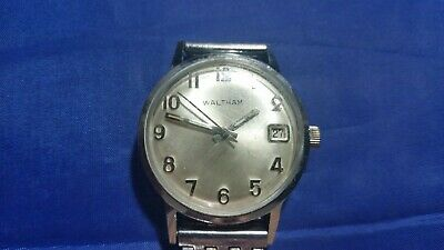 Vintage Waltham 7 jewels Men's Watch