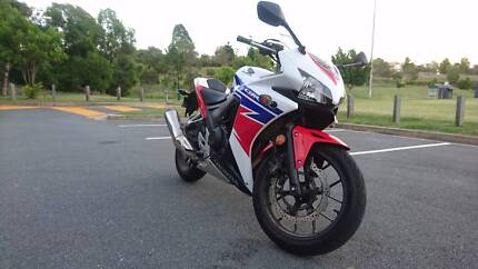 2014 Honda CBR 500R (With ABS) / LAMS approved Learner Bike