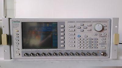 Anritsu Used Mg3681a Digital Modulation Signal Generator 250khz-3ghz