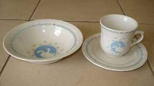 COLLECTABLE White Geese Breakfast Set Beaudesert Ipswich South Preview