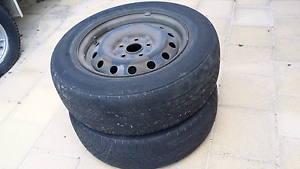Tyre for free off camry x2 Clayton South Kingston Area Preview